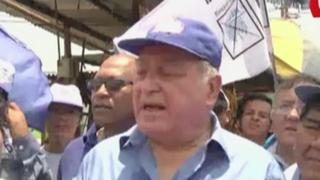 Ántero Flores Aráoz arremete contra PPK y Guzmán