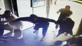 Lurín: delincuentes armados asaltan a esposos en agencia de envío de dinero