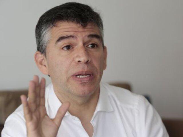 Elecciones 2016: JEE admitió trámite de candidatura de Julio Guzmán