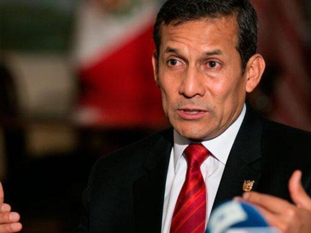 No existen facultades para que Humala postergue las elecciones, afirman