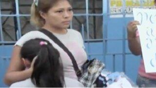 Huachipa: niegan matrícula a niña invidente