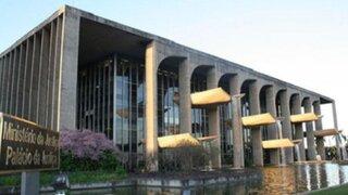 Ministerio de Justicia investiga supuestos pagos indebidos de empresas brasileñas
