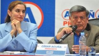 """Anel Townsend renunció a su candidatura al Congreso por """"Alianza para el Progreso"""""""