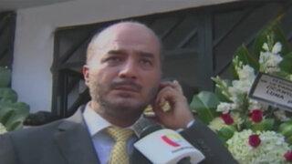 Ministro del Interior anuncia apoyo a familia de policía que murió atropellada por chofer ebrio