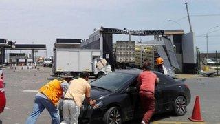 Familia de trabajadora fallecida pide investigar causas de explosión en grifo