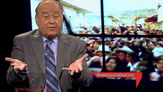 """Ántero Flores Aráoz: """"Queremos terminar con la inmunidad parlamentaria"""""""