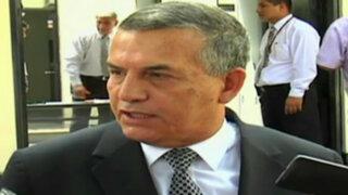 PJ rechaza pedido de prisión preventiva contra Daniel Urresti por caso Bustíos