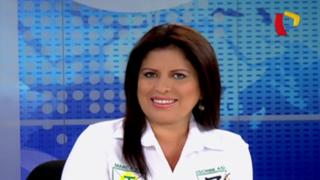 Perú Posible: Omonte afirma que seguirán en carrera y convoca a observadores internacionales