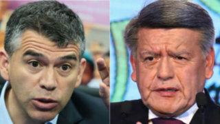 JEE declara improcedente plancha de Julio Guzmán y excluye a César Acuña