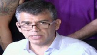 Julio Guzmán: fallo del JEE es un golpe a la democracia y un fraude anticipado