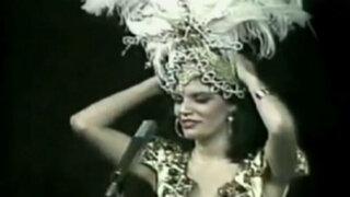 Jessica Newton y el día que ganó el Miss Perú