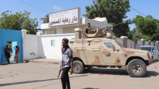 Yemen: atentando deja 16 muertos en residencia de ancianos