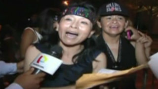 San Isidro: fans cuentan las horas para concierto de los Rolling Stones