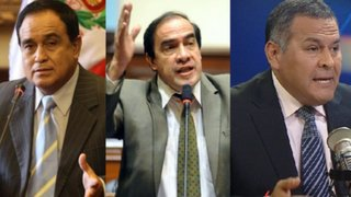Candidatos al Congreso responden cuestionamientos a los líderes de su partido