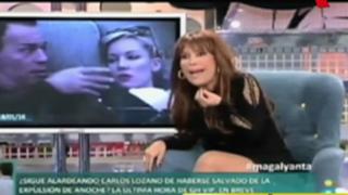 España: Magaly Medina protagonizó pelea en programa de TV