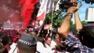 Brasil: Dilma Roussel sacó cara por expresidente Da Silva