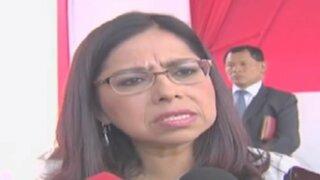Ministra de la Mujer se pronuncia tras violación a turista francesa