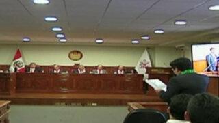 JNE deja al voto apelación de Alianza Para el Progreso y Todos por el Perú