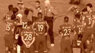 Bloque Deportivo: violencia explota en el fútbol durante Garcilaso-Universitario