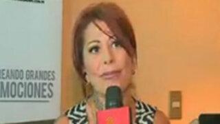 Alejandra Guzmán se molestó con Rodrigo González en plena transmisión