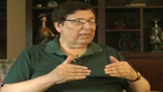 Constitucionalista Enrique Bernales: fallo del JNE se ajusta a derecho