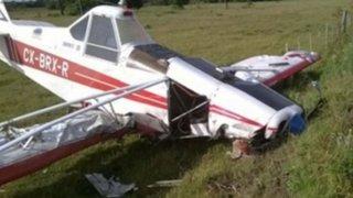 Argentina: joven peruano murió en choque de avionetas