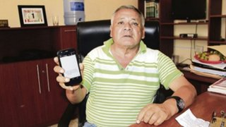 Áncash: alcalde de Coishco denuncia amenazas de muerte