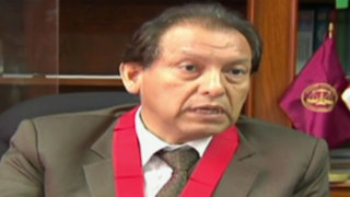 Jueces de Corte Superior de Lima denuncian que ya no cuentan con seguridad policial