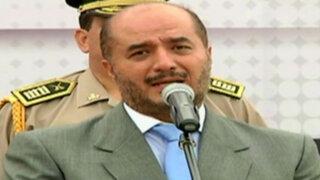 Ministro del Interior lamenta liberación de 'marcas'