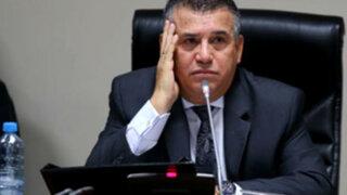 Daniel Urresti negó conocer a candidato a regidor vacado por incapacidad moral