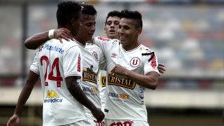 Universitario venció 3-1 a Alianza Atlético y es el nuevo líder del Apertura