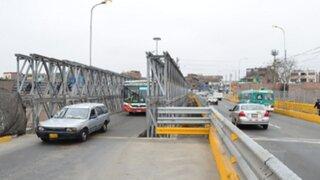 Anuncian cierre de carril de Av. Universitaria por obras en puente Bella Unión
