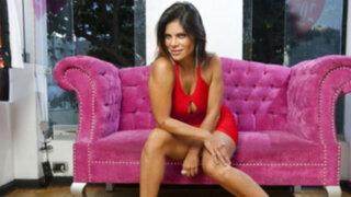 Sandra Arana se pronuncia tras filtración de foto íntima