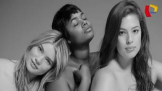 Estados Unidos: censuran spot con modelos de talla grande