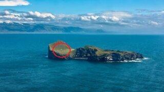 FOTOS: la misteriosa casa de la isla Ellidaey que nadie habita hace casi un siglo