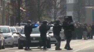 Bélgica: redada antiterrorista dejó un muerto