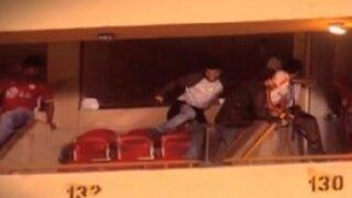 Reducen años de prisión a 'Loco David' y al 'Cholo Payet'