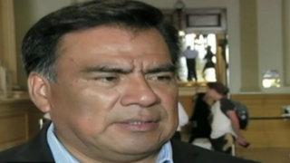 Congresistas piden dar estabilidad a proceso electoral