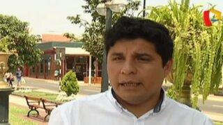 Congresistas se pronuncian sobre polémica de candidato Abel Gilvonio