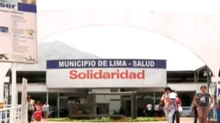 SJL: roban más de 50 mil soles de Hospital de la Solidaridad