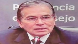 Jefe del JEE de Huancayo excluye candidatura de Vladimiro Huaroc