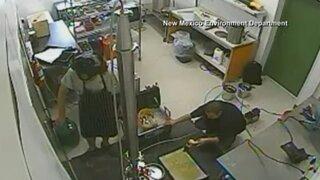 Explosión en dispensario de marihuana deja dos heridos en Nuevo México