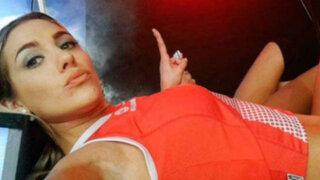 Paula Ávila aclara ampay con ex de Brenda Carvalho