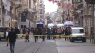 Turquía: atentado suicida en Estambul deja al menos cinco muertos