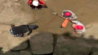 Trujillo: dos obreros murieron sepultados por pared