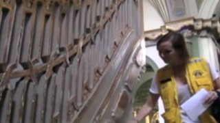 Centro de Lima: inspeccionan iglesias por Semana Santa