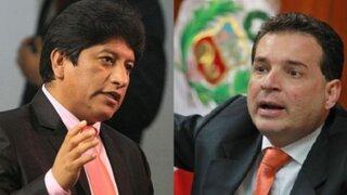 Chehade y Josué Gutiérrez se enfrentan por eventual fuga de pareja presidencial