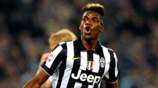 Paul Pogba dejaría el United para jugar en la 'Juve' con CR7