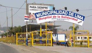 Capturan a cabecilla de banda que robó a Hospital de la Solidaridad