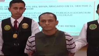 Los Olivos: capturan a marca que asaltó a empresario